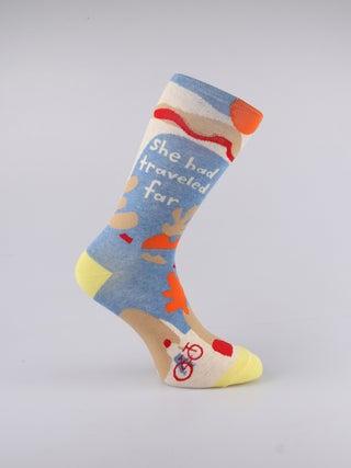 Socks - She Had Traveled Far