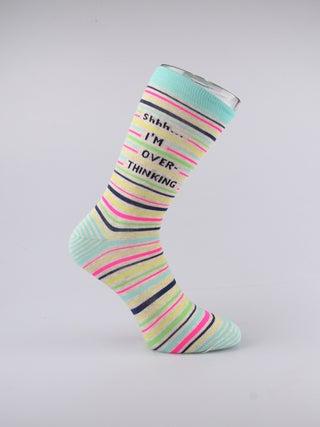 Socks - Shhh I'm Over Thinking