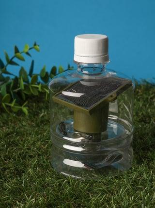 Solar Powered Bottle Light