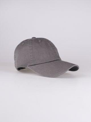 Stone Washed Cotton Cap