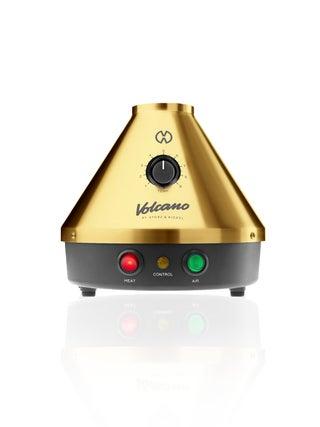 Storz & Bickel Volcano Classic Gold Desktop Vaporizer