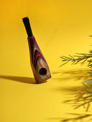 Super Psyche Wooden Pipe