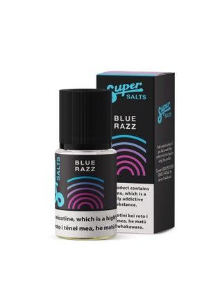 Super Salts Blue Razz 30mL Sub Ohm Salts