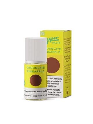 Super Salts Chocolate Pineapple 10mL Nic Salts