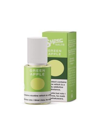 Super Salts Green Apple 30mL Sub Ohm Salts