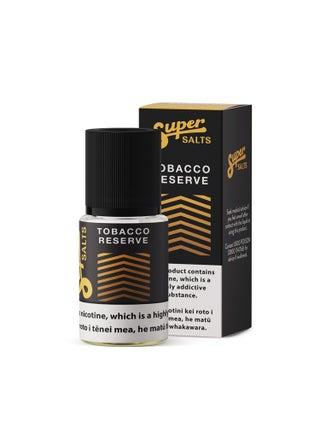 Super Salts Tobacco Reserve 30mL Sub Ohm Salts