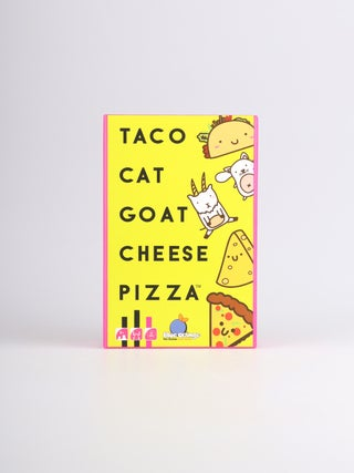 Taco Cat Goat Cheese Pizza