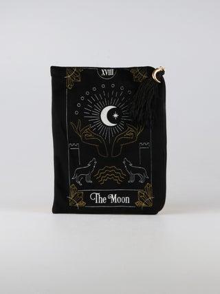 The Moon Tarot Bag