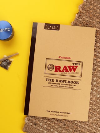 The RAWLBOOK - Raw Rolling Tips Booklet
