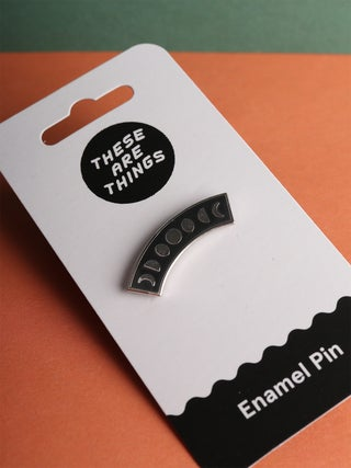 These Are Things Pin- Moon Phases