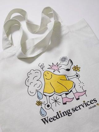 Tito - Hemp Tote Bag