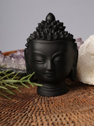 Trade Aid Buddha Head small