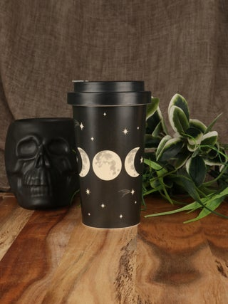 Triple Moon Bamboo Travel Cup
