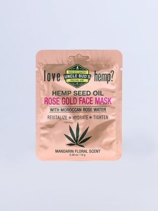 Uncle Bud's Hemp Face Mask