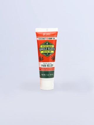Uncle Bud's Hemp Pain Relief Cream