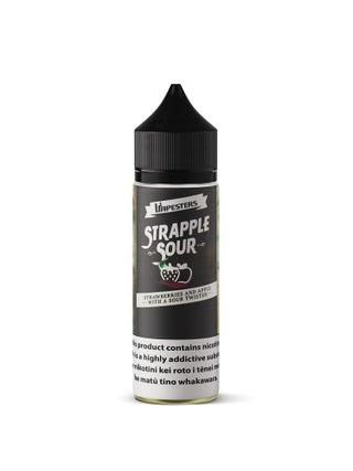 Vapesters Strapple Sour  60mL Regular/Freebase