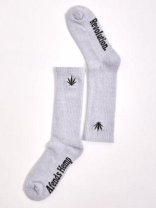 White Noise - Hemp Socks